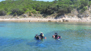 Scuba Diving-La Maddalena-Discover scuba diving course in La Maddalena, Sardinia-1