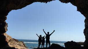 Sea Kayaking-Costa Blanca-Sea Kayaing Tour of Tallada Caves in Denia-4