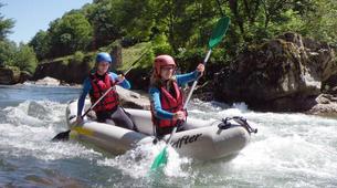 Kayaking-Biarritz-Kayaking down Nive River near Biarritz-3