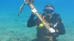 Scuba Diving-Rethymno-Adventure dives in Crete-6
