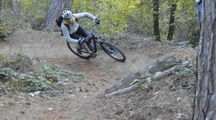 VTT-Mont Ventoux-VTT Enduro et Downhill dans le Bike Park de Nyons-4