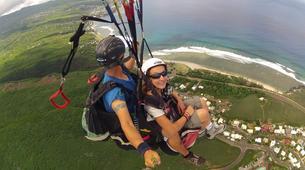 Paragliding-Saint-Leu-Paragliding flight on Reunion Island-6