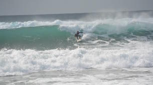 Surf-La Canee-Beginner surfing lessons in Chania-1