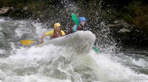 Kayaking-Biarritz-Kayaking down Nive River near Biarritz-1