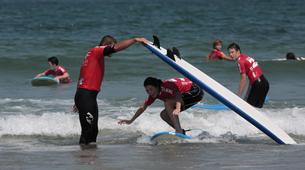 Surfing-Hendaye-Surfing Lessons in Hendaye-1