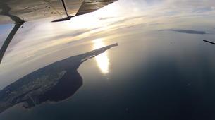 Parachutisme-Ile d'Oléron-Saut en Parachute Tandem à 3500m à Marennes, Île d'Oléron-5