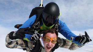 Skydiving-Paris-Tandem skydive in Peronne, near Paris-4