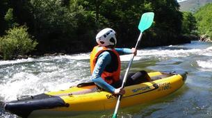 Kayaking-Biarritz-Kayaking down Nive River near Biarritz-4