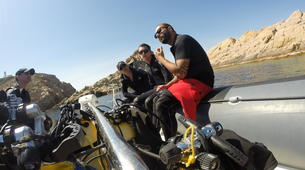 Plongée sous-marine-L'Île-Rousse-Stage de plongée PADI à Ile Rousse, Corse-3