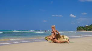 Surfing-Galle-10D/8N Girls-only surfcamp with pro surfer Emmanuelle Joly in Galle, Sri Lanka-4