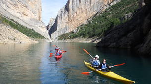 Kayaking-Mont-rebei Gorge-Trek & Kayak Combo Tour in Mont-Rebei Gorge-1