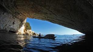 Sea Kayaking-Ithaca-3 Day sea kayaking trip in Ithaca-4