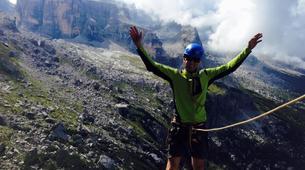 Escalade-Ponte di Legno-Rock climbing courses in Ponte di Legno in the Italian Alps-4