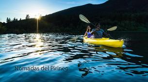 Canoë-kayak-Province Huesca-Kayaking excursion on Lake Mediano, Huesca-3