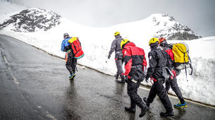 Canyoning-Hautes-Pyrénées-Canyon Hivernal / Ice Canyoning dans les Pyrénées-6