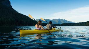 Canoë-kayak-Province Huesca-Kayaking excursion on Lake Mediano, Huesca-1