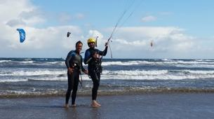 Kitesurfing-Las Palmas de Gran Canaria-Group and semi-private kitesurfing lessons in Las Palmas de Gran Canaria-5