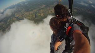 Skydiving-Dordogne-Tandem skydive from 3500m in Dordogne-3
