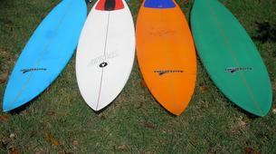 Surf-Saint-François-Cours de surf à Saint François, Guadeloupe-3