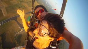 Skydiving-Dordogne-Tandem skydive from 3500m in Dordogne-6