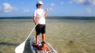 Stand up Paddle-Bel Ombre-Stand up paddle excursion in Mauritius-4