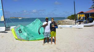 Kitesurfing-Saint Martin-Unlimited Water Sports Gear Rental in St Martin-1