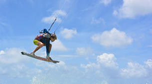 Kitesurfing-Saint Martin-Private Kitesurfing Coaching in Orient Bay, St Martin-3