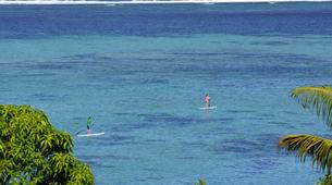 Stand up Paddle-Bel Ombre-Stand up paddle excursion in Mauritius-5