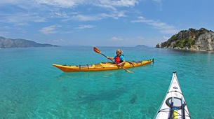 Kayak de mer-Ithaque-Sea kayaking excursions in Ithaca Island-3