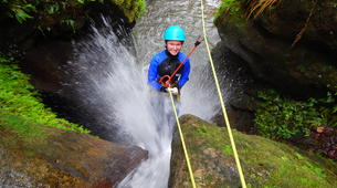 Canyoning-Fort-de-France-Tropical Discovery Canyons in Martinique-2
