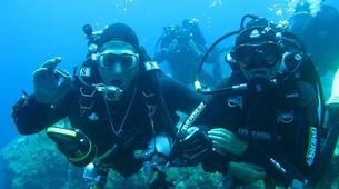 Plongée sous-marine-Iles Eoliennes-Adventure dives in Aeolian Islands-3