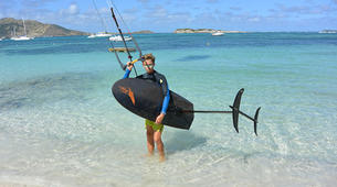 Kitesurfing-Saint Martin-Unlimited Water Sports Gear Rental in St Martin-3