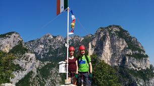 Via Ferrata-Lac de Garde-Via Ferrata routes around Lake Garda-1