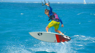 Kitesurfing-Saint Martin-Private Kitesurfing Coaching in Orient Bay, St Martin-6