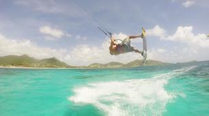 Kitesurfing-Saint Martin-Private Kitesurfing Coaching in Orient Bay, St Martin-7