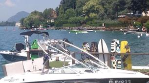 Wakeboarding-Annecy-Private wakeboarding and wakesurfing boat hire in Lake Annecy-3
