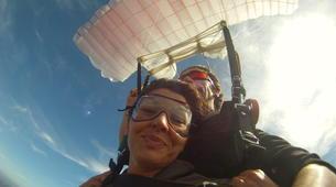 Skydiving-Dordogne-Tandem skydive from 3500m in Dordogne-5