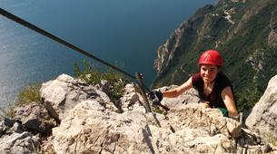 Via Ferrata-Lac de Garde-Via Ferrata routes around Lake Garda-1
