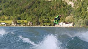 Wakeboard-Annecy-Coaching Privé Perfectionnement Wakeboard et Wakesurf sur le Lac d'Annecy-7