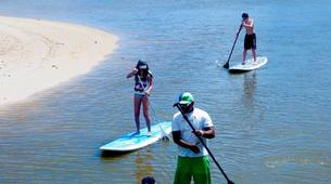 Stand up Paddle-Bel Ombre-Stand up paddle excursion in Mauritius-6