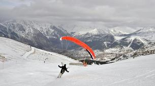 Speedriding-Province of Huesca-Speedriding in Cerler, Benasque Valley-3