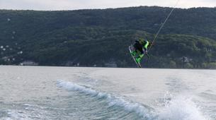 Wakeboard-Annecy-Coaching Privé Perfectionnement Wakeboard et Wakesurf sur le Lac d'Annecy-8
