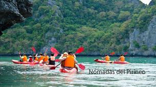 Canoë-kayak-Province Huesca-Kayaking excursion on Lake Mediano, Huesca-2