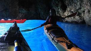 Sea Kayaking-Ithaca-3 Day sea kayaking trip in Ithaca-2