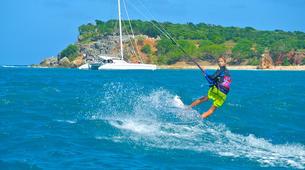 Kitesurfing-Saint Martin-Private Kitesurfing Coaching in Orient Bay, St Martin-2