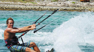 Kitesurfing-Saint Martin-Private Kitesurfing Coaching in Orient Bay, St Martin-4