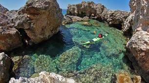 Sea Kayaking-Ithaca-Sea kayaking excursions in Ithaca Island-1