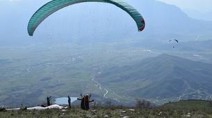 Paragliding-Preveza-Tandem paragliding flight over Preveza, Greece-2