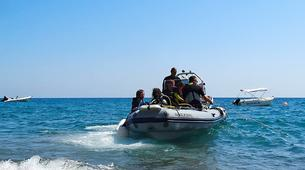 Snorkeling-Ierapetra-Snorkeling Boat Excursion in Chrissi Island, South Crete-1