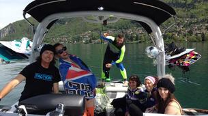 Wakeboard-Annecy-Coaching Privé Perfectionnement Wakeboard et Wakesurf sur le Lac d'Annecy-10